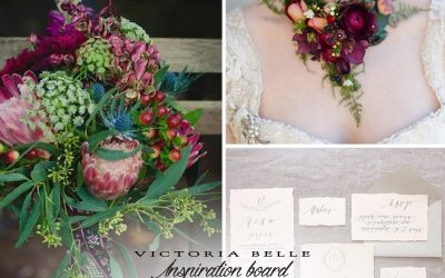 Things to consider when choosing your wedding color palette