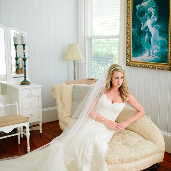 Princess Suite: The Bridal Room of Your Dreams