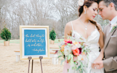 Luxury Boho Chic Styled Shoot